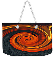 Whirlpool Weekender Tote Bag by Aimee L Maher Photography and Art Visit ALMGallerydotcom