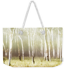 Whisper The Trees Weekender Tote Bag by Holly Kempe