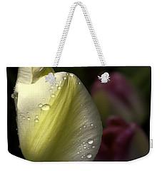 Whispering Tulips Weekender Tote Bag