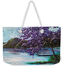 Whispers Of Wishes Weekender Tote Bag