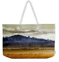 Whisps Of Velvet Rains... Weekender Tote Bag