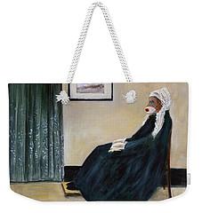 Whistlin Mother Weekender Tote Bag by Randy Burns