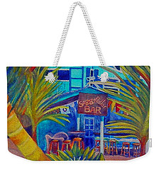 White Bay B.v.i. Weekender Tote Bag