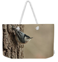 White-breasted Nuthatch Weekender Tote Bag