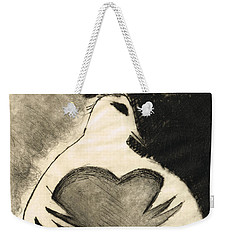 White Dove Art - Comfort - By Sharon Cummings Weekender Tote Bag