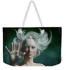 White Faun Weekender Tote Bag