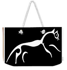 White Horse Of Uffington Weekender Tote Bag