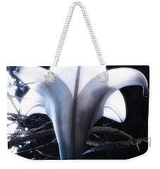 White Lily By Jan Marvin Weekender Tote Bag