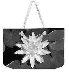 White Lotus 2 Weekender Tote Bag