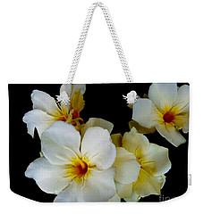 Oleander Weekender Tote Bag