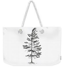 White Pine Weekender Tote Bag