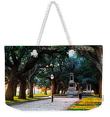 White Point Garden Walkway Charleston Sc Weekender Tote Bag