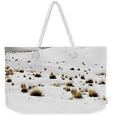 White Sands Life Weekender Tote Bag