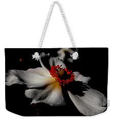 White Spring Weekender Tote Bag