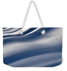 White Stripes Weekender Tote Bag