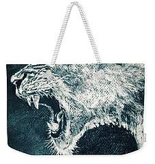 Leon Portrait Weekender Tote Bag