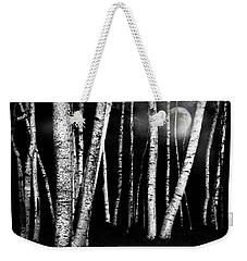 White Walls Weekender Tote Bag by Diana Angstadt