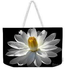 White Water Lily #2 Weekender Tote Bag