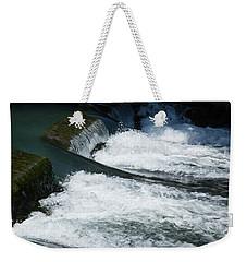 White Water Weekender Tote Bag