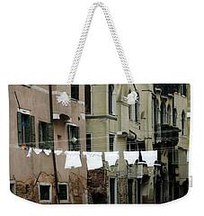 Whiter Than White Weekender Tote Bag