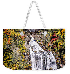 Whitewater Falls Weekender Tote Bag