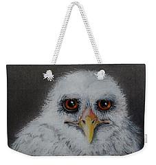 Who? Weekender Tote Bag by Jean Cormier