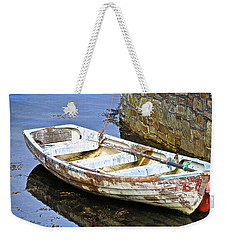 Who Needs Paint Weekender Tote Bag by Charlie and Norma Brock