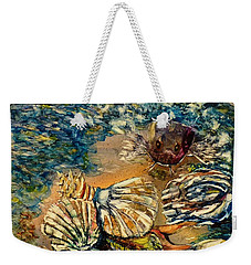 Who's Got The Pearl? Weekender Tote Bag