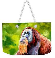 Why Me? Weekender Tote Bag