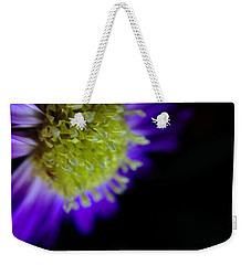 Weekender Tote Bag featuring the photograph Wicked Lovely by Susan Maxwell Schmidt