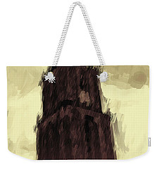 Wicked Tower Weekender Tote Bag by Ayse Deniz
