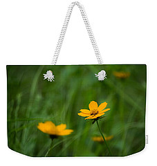 Wild And Free Weekender Tote Bag by Shelby  Young