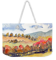 Wild And Wonderful Weekender Tote Bag