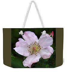 Wild Carolina Rose Weekender Tote Bag