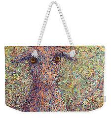 Wild Goat Weekender Tote Bag