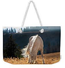 Wild Horse Cloud Weekender Tote Bag