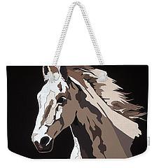 Wild Horse With Hidden Pictures Weekender Tote Bag