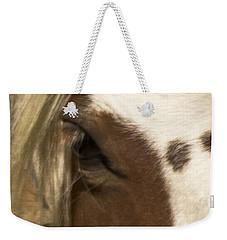 Wild Mustangs Of New Mexico 32 Weekender Tote Bag
