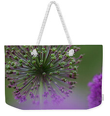 Wild Onion Weekender Tote Bag