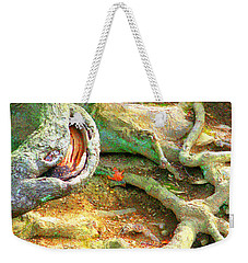 Wild Roots By Christopher Shellhammer Weekender Tote Bag