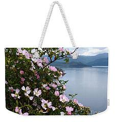 Wild Roses - West Highlands Weekender Tote Bag