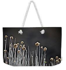 Weekender Tote Bag featuring the photograph Wild Things 1 by Joel Loftus