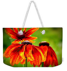 Wildest Bloom Weekender Tote Bag