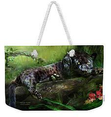 Wildeyes - Panther Weekender Tote Bag