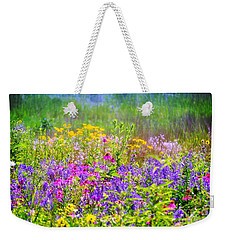 Wildflower Beauty  Weekender Tote Bag