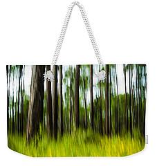 Wildflowers In The Forest Weekender Tote Bag