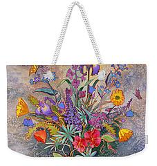 Wildflowers Of Alaska II Weekender Tote Bag