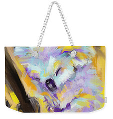 Wildlife Cuddle Koala Weekender Tote Bag