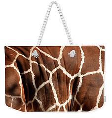 Wildlife Patterns  Weekender Tote Bag