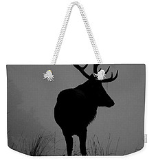Wildlife Monarch Of The Park Weekender Tote Bag by Linsey Williams